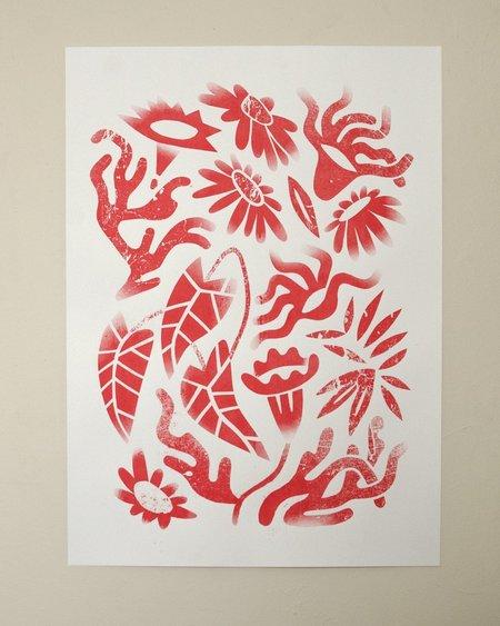 Antra Svarcs Sun Rhythm Art Print
