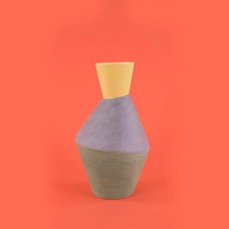 Ian Snow Asymmetric fair trade vase
