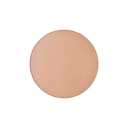 House Doctor Round mirror - Rose Gold