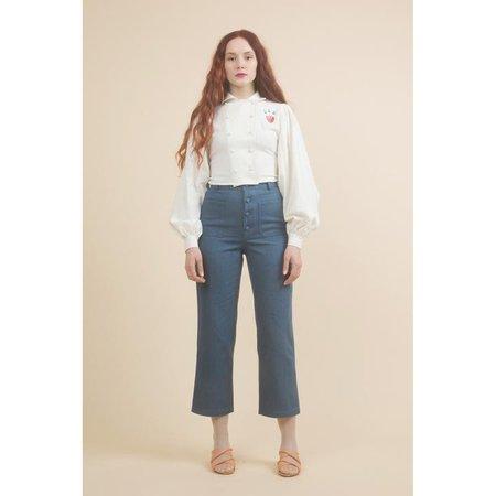 Samantha Pleet Chorus Jeans - Ultramarine