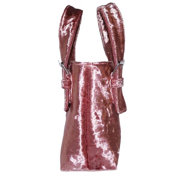 ALFEYA VALRINA Pasar Mini tote - Pink Velvet