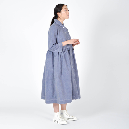 Peter Jensen New Diana Smock - Blue