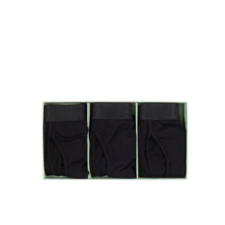 Off-White Boxer Shorts Tripack - Black