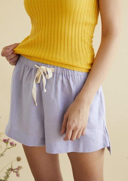 hej hej Small but Mighty Shorts - Lilac