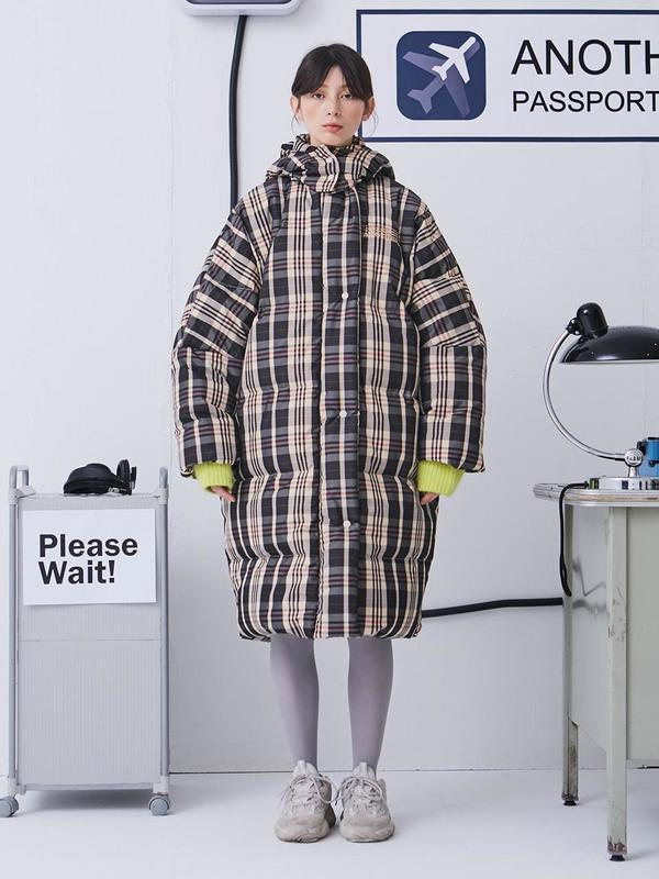 43c9e8c73 Another A Oversized Long Down Jacket - Check on Garmentory