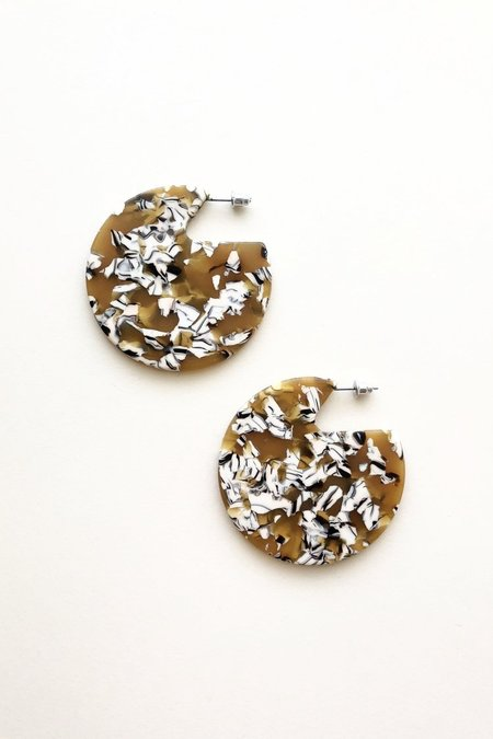 Machete Clare Earrings - Calico