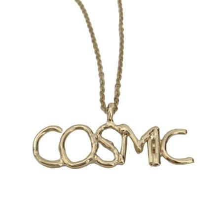 Species by the Thousands Cosmic Necklace - WHITE BRONZE
