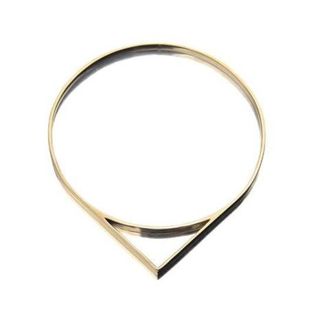 Cradle Enlil Bangle - 14k GOLD