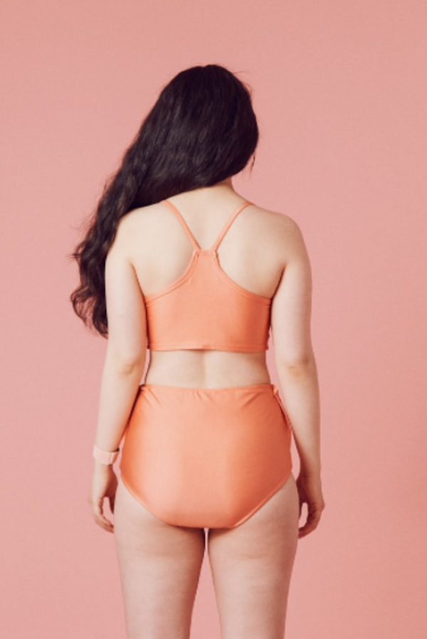 Samantha Pleet Vortex Bikini Bottom - Fruits & Fairies