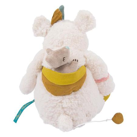 KIDS Moulin Roty Le Voyage D'Olga Musical Polar Bear