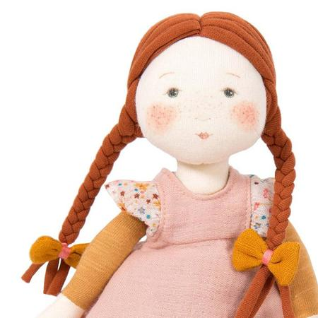 KIDS Moulin Roty Les Rosalies Fleur The Rag Doll