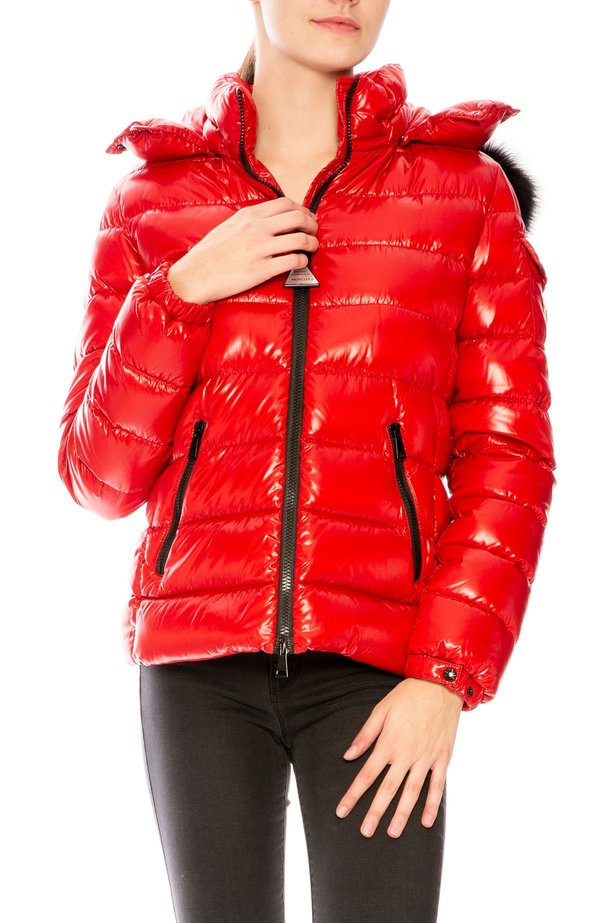 2edd003fe MONCLER Badyfur Puffer Jacket with Removable Fur Hood on Garmentory