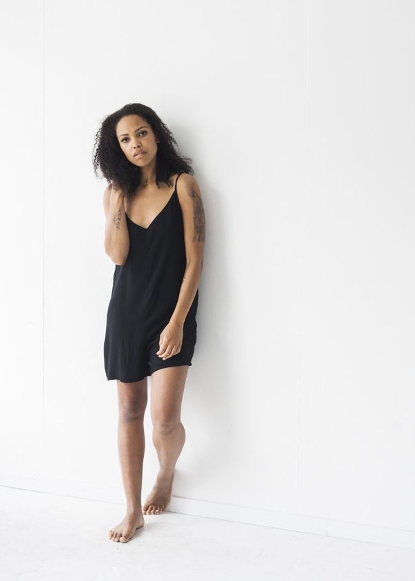 Lacausa - Zuma Playsuit in Tar