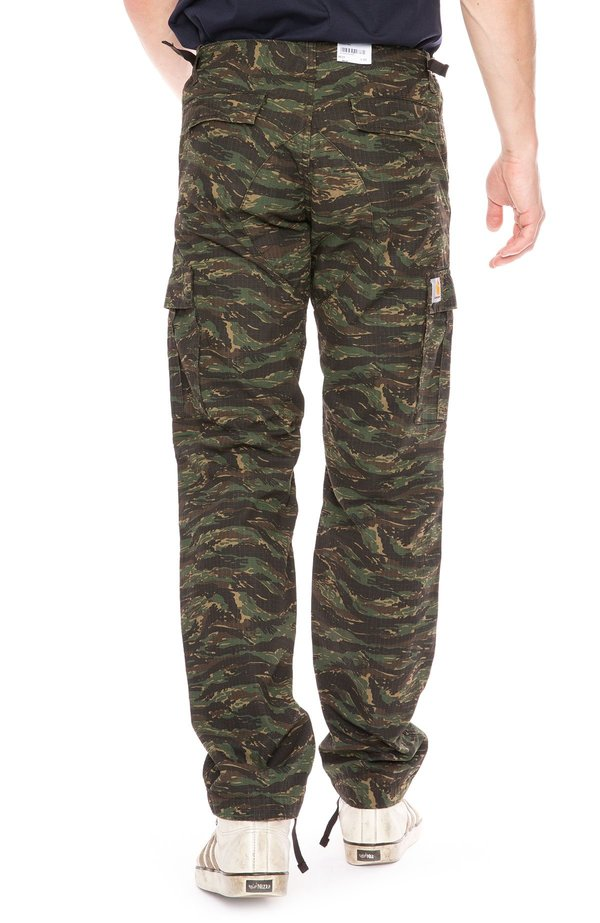5028acdf1c Carhartt WIP Aviation Cargo Pants - Camo Tiger | Garmentory