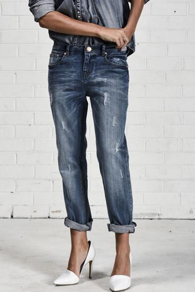 ONE TEASPOON Awesome Baggies Jeans | Pure Bleu