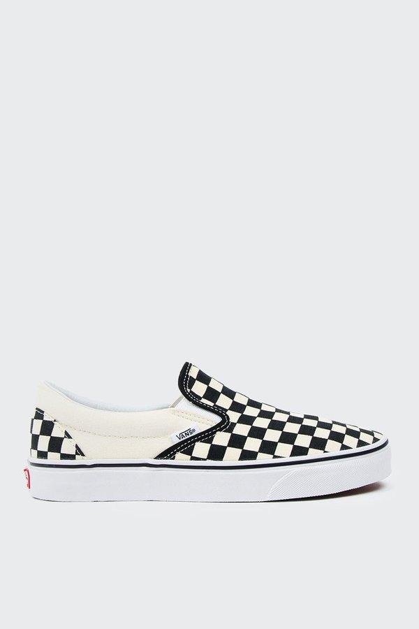 11ba8fd0403eec VANS Classic Slip-On - black white checkerboard
