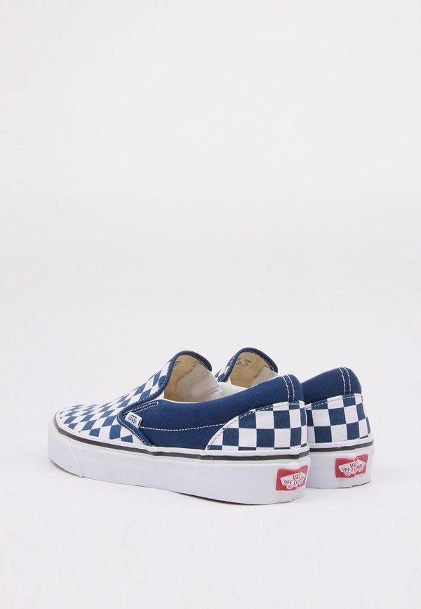 3a24892475ae41 UNISEX VANS Classic Slip-On - estate blue white. sold out. VANS