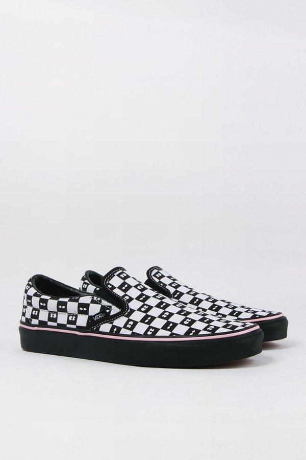 Oaf X Slip Classic Checkerboardeyeballs Vans On Lazy Shoes tEIwdE