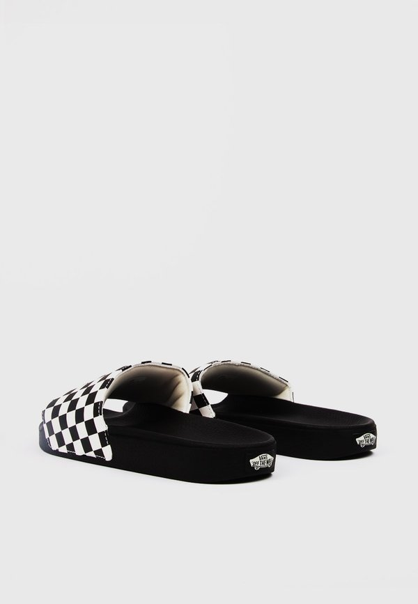 824ca40c17c VANS Slide On Checkerboard - black white