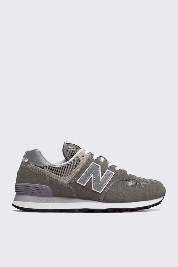 best website 23440 1e246 New Balance 574 Classic Shoes - Grey on Garmentory
