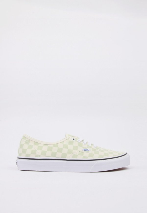 f7c0a7c27aee48 VANS Authentic Checkerboard - ambrosia white