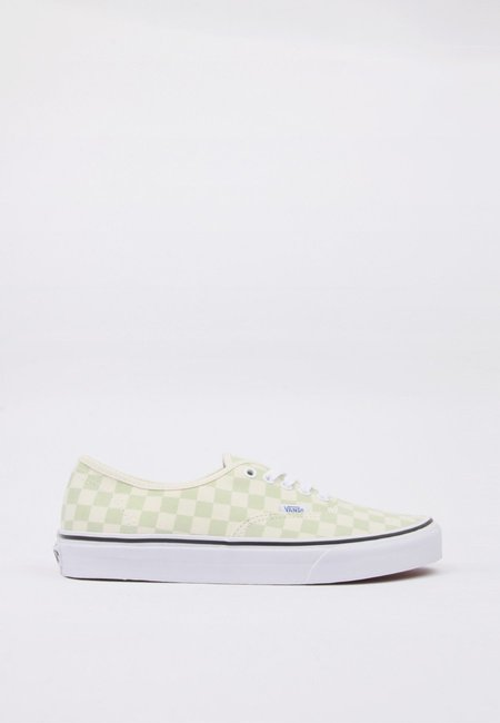 VANS Authentic Checkerboard - ambrosia/white