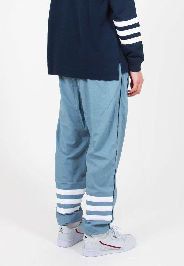 Adidas Originals Authentic Ripstop Track Pants Raw Grey on Garmentory