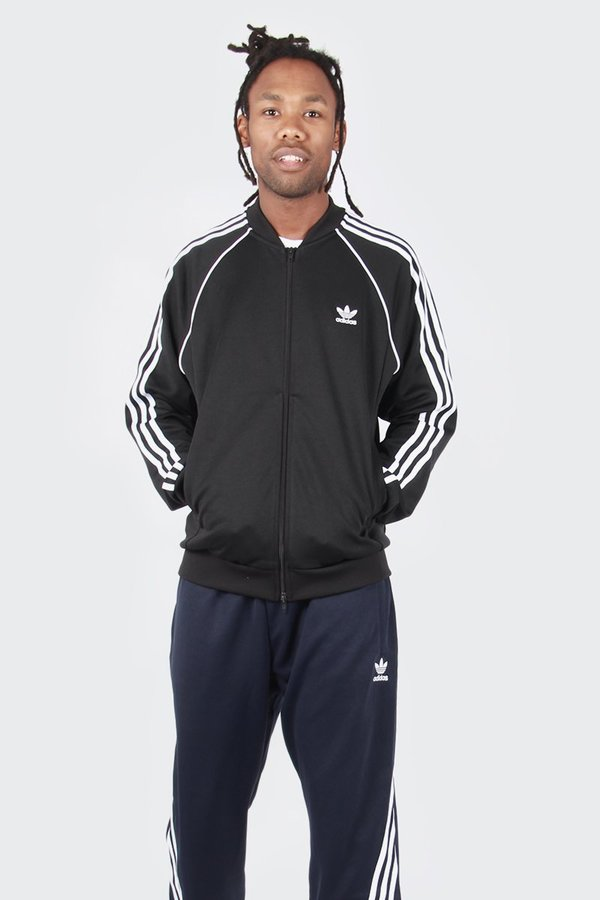 db88223feb8440 Adidas Superstar Track Jacket - Black. sold out. Adidas