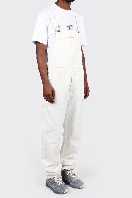 Unisex Rollas Trade Overalls - White
