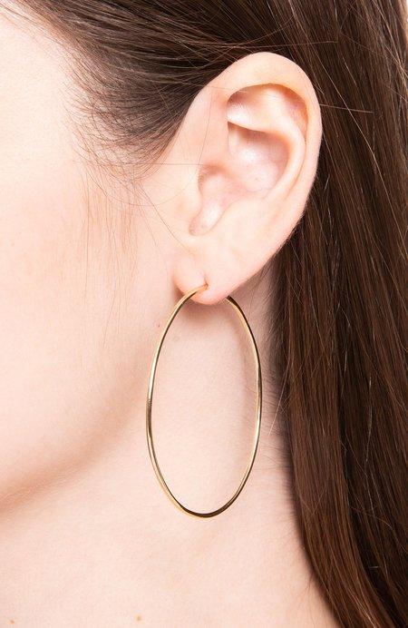 Campise Large Hoop Earrings