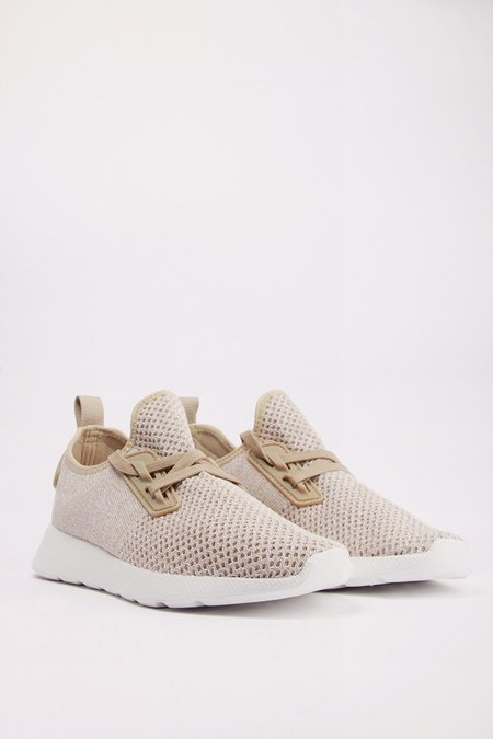 Unisex People Footwear Waldo Knit - Shroom Brown/Yeti White