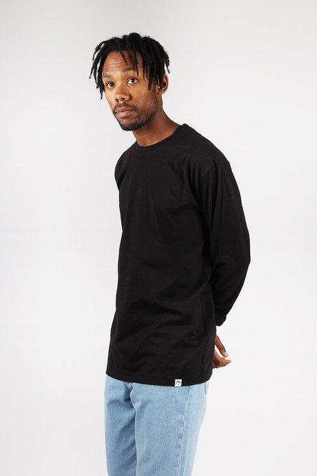 GOOD AS GOLD Classic Organic Long Sleeve T-Shirt - black