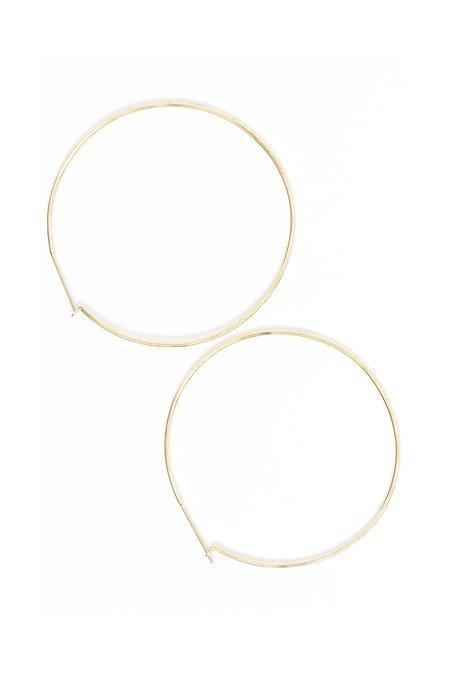 Campise Medium Hoop Earrings