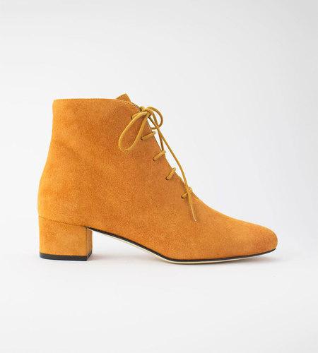 Auprès Félicie Aurore Boot - Mustard