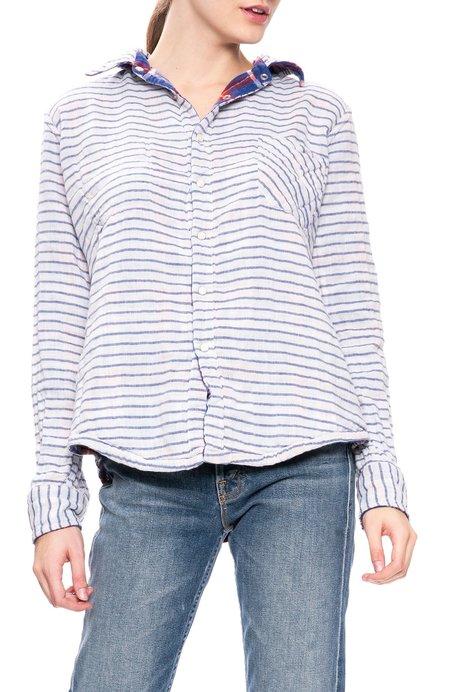 American Colors Reversible Snap Button Shirt - Napa