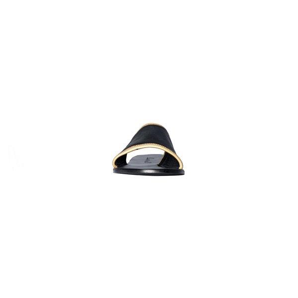 Cartel Footwear Isabela - Black / gold