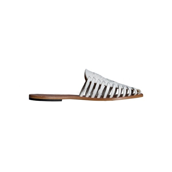 Cartel Footwear Macas - White
