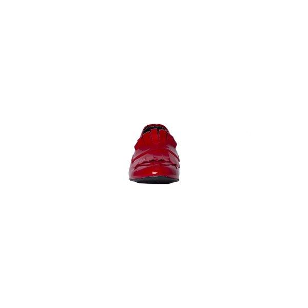 CARTEL Valentina loafer - red