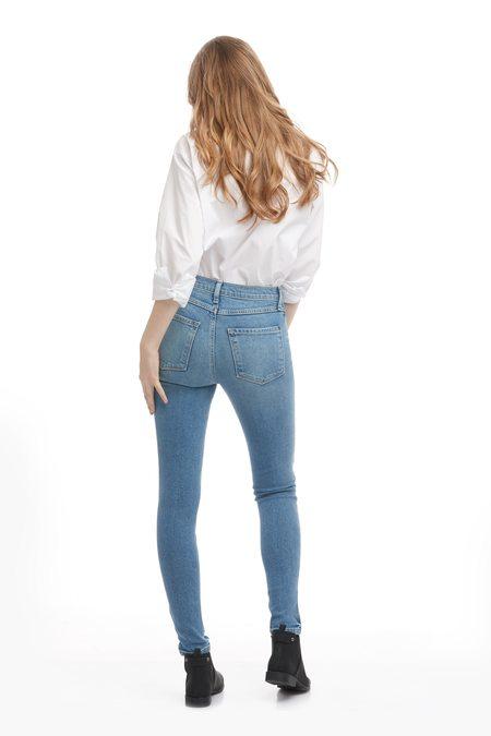 Yoga Jeans High Rise Skinny - Jamaica