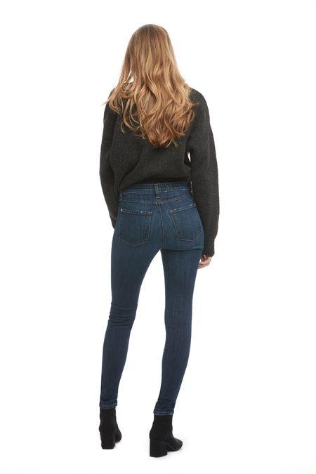 Yoga Jeans Classic Rise Skinny