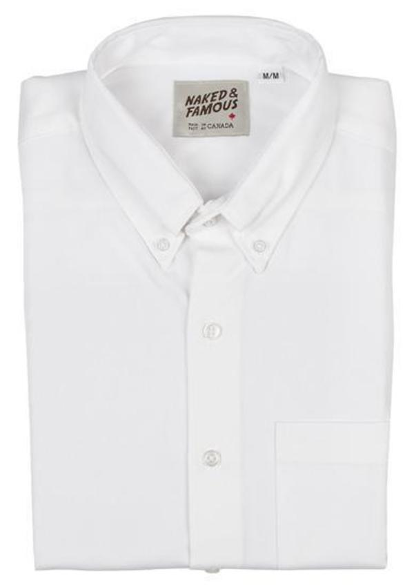 Naked & Famous Core Regular Shirt