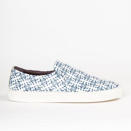 NOAH WAXMAN Tompkins II Sneaker - Delft