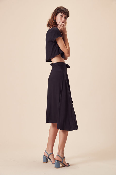 Stil. San Pedro Skirt - Black