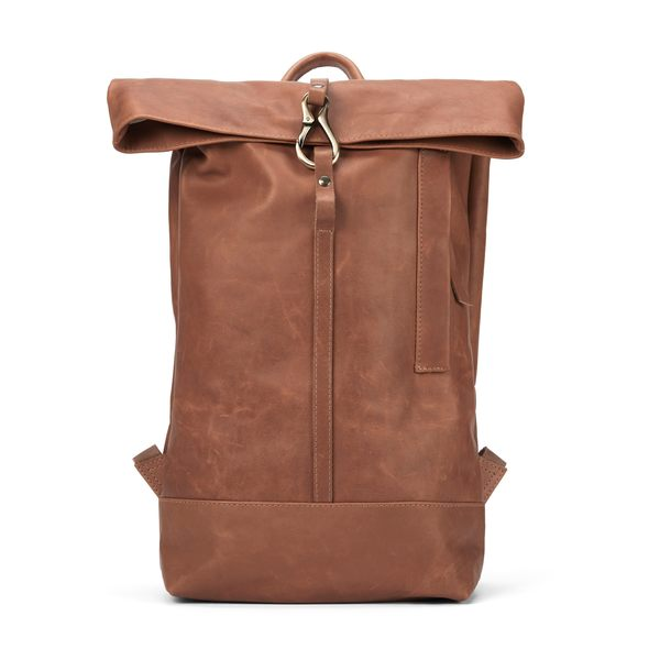 830b6d3150f Unisex LOWELL WAVERLY NAPPA LEATHER backpack on Garmentory