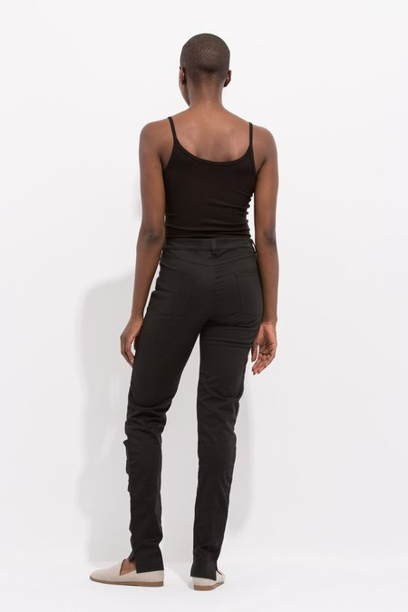 INTER-PRET.us Slim Slouch Jeans - BLACK
