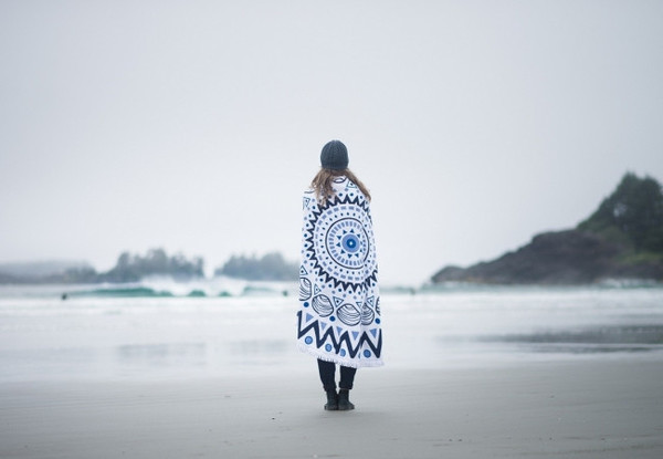 Tofino Towel Co. Circle Towel
