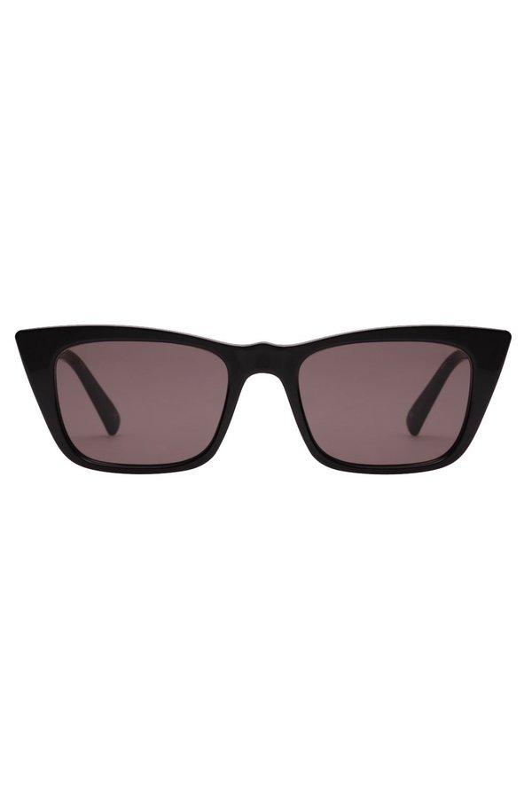 Le Specs I Feel Love Sunglasses - Black