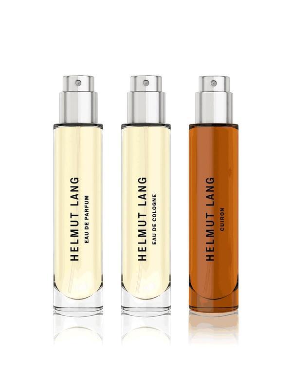 Helmut Lang Fragrance Trio De Parfums