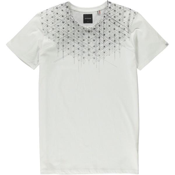 G-SUS Sindustries Pim Pattern Tee - white