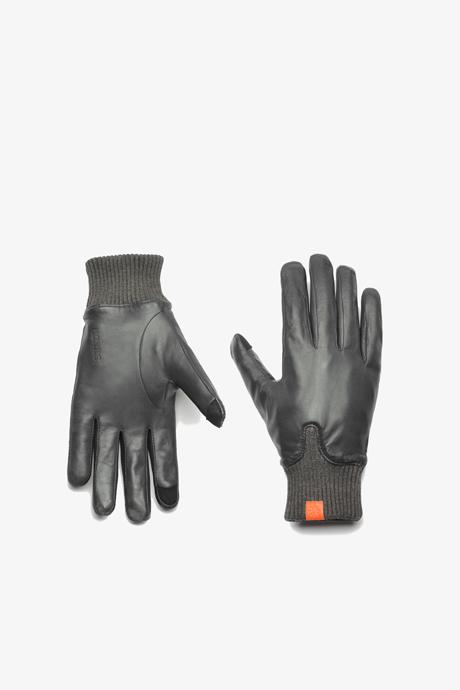 Honns Selina Wolf Grey Gloves